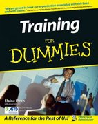 Training For Dummies 1st edition 9780764559853 0764559850