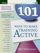 101 Ways to Make Training Active 2nd Edition 9780787976125 0787976121