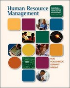 Human Resource Management with Student CD, PowerWeb, and Management Skill Booster Card 4th edition 9780072918915 0072918918
