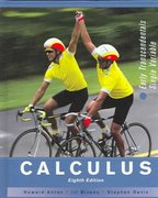 Calculus 8th edition 9780471482383 0471482382