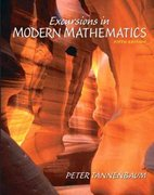 Excursions in Modern Mathematics 5th edition 9780131001916 0131001914