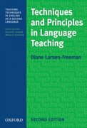 Techniques and Principles in Language Teaching (Teaching Techniques in English as a Second Language) 2nd Edition 9780194355742 0194355748