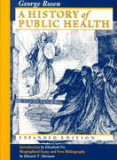 A History of Public Health 1st Edition 9780801846458 0801846455