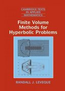 Finite Volume Methods for Hyperbolic Problems 1st edition 9780521009249 0521009243