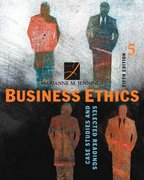 Business Ethics 5th edition 9780324204896 0324204892