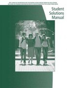 Student Solutions Manual for Stewart's Calculus 1st edition 9780534359522 0534359523