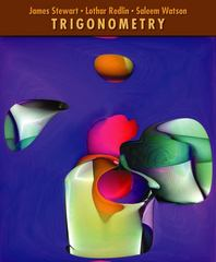 Trigonometry (with BCA Tutorial and InfoTrac) 1st edition 9780534380274 0534380271