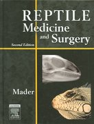 Reptile Medicine and Surgery 2nd edition 9780721693279 072169327X