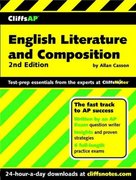 CliffsAP English Literature and Composition 2nd edition 9780764586866 0764586866