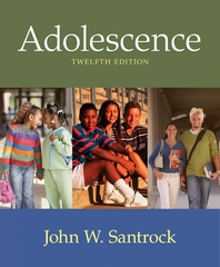 Adolescence 12th edition 9780073382616 0073382612
