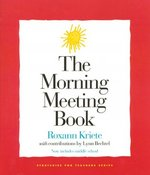 The Morning Meeting Book 2nd Edition 9781892989093 1892989093