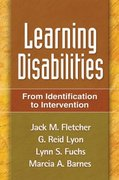 Learning Disabilities 1st Edition 9781593853709 159385370X