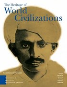 Heritage of World Civilizations 2nd edition 9780131501003 0131501003