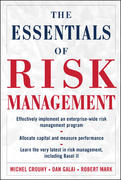 The Essentials of Risk Management 1st edition 9780071429665 0071429662