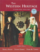 The Western Heritage 8th edition 9780131828391 0131828398