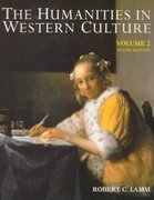 Humanities In Western Culture, Volume Two 10th Edition 9780697254290 0697254291