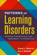 Patterns of Learning Disorders 1st Edition 9781593852016 1593852010