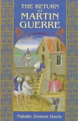 The Return of Martin Guerre 1st Edition 9780674766914 0674766911
