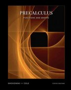 Precalculus 10th edition 9780534999902 0534999905