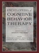 Encyclopedia of Cognitive Behavior Therapy 1st edition 9780306485800 030648580X
