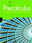 Precalculus 7th edition 9780321356932 0321356934