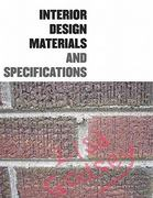 Interior Design Materials and Specifications 1st edition 9781563674877 1563674874