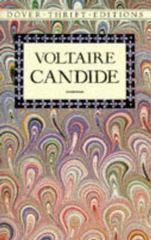 Candide (Dover Thrift Editions) 3rd Edition 9780486266893 0486266893