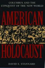 American Holocaust 1st Edition 9780195085570 0195085574