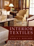 Interior Textiles 1st Edition 9780471606406 0471606405