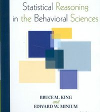 Statistical Reasoning in the Behavioral Sciences 5th edition 9780470134870 0470134879