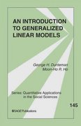 An Introduction to Generalized Linear Models 0 9780761920847 0761920846