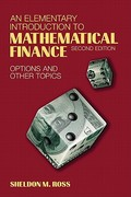 An Elementary Introduction to Mathematical Finance 3rd Edition 9781139065108 1139065106