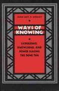 Ways of Knowing 0 9780803270749 0803270747