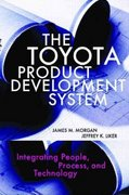 The Toyota Product Development System 1st Edition 9781563272820 1563272822