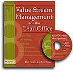 Value Stream Management for the Lean Office 0 9781420081657 1420081659
