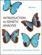 Introduction to Genetic Analysis 9th edition 9780716799023 0716799022
