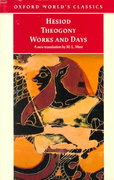 Theogony and Works and Days 0 9780192839411 0192839411
