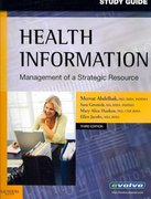 Student Study Guide for Health Information 3rd edition 9781416030041 1416030042