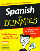 Spanish For Dummies 1st edition 9780764551949 0764551949