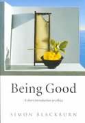 Being Good 1st Edition 9780192853776 0192853775