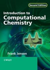 Introduction to Computational Chemistry 2nd edition 9780470011874 0470011874