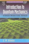 Introduction to Quantum Mechanics 1st edition 9780121060510 0121060519