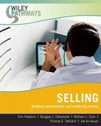 Wiley Pathways Selling 1st edition 9780470111253 0470111259
