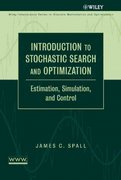 Introduction to Stochastic Search and Optimization 1st Edition 9780471330523 0471330523