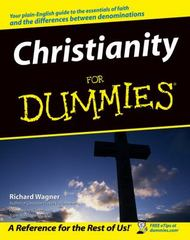 Christianity For Dummies 1st edition 9780764544828 0764544829