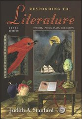 Responding to Literature 5th Edition 9780073268651 0073268658