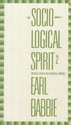 Sociological Spirit 2nd edition 9780534202026 0534202020