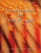 Government by the People 5th edition 9780131842267 0131842269