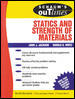 Schaum's Outline of Statics and Strength of Materials 1st edition 9780070321212 0070321213
