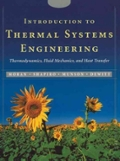 Introduction to Thermal Systems Engineering  Thermodynamics  Fluid Mechanics  and Heat Transfer